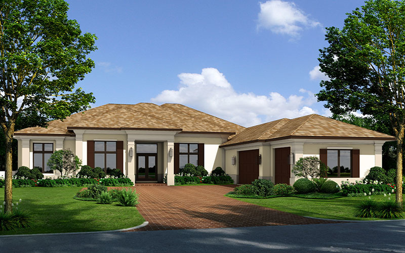 9958 SE Sandpine Lane (Lot 60) - Windsor Model